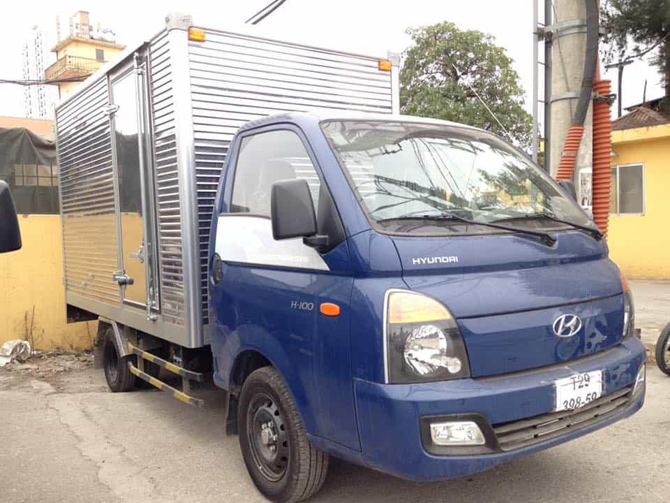 Xe tải Hyundai 1,25 Tấn Porter H100 7