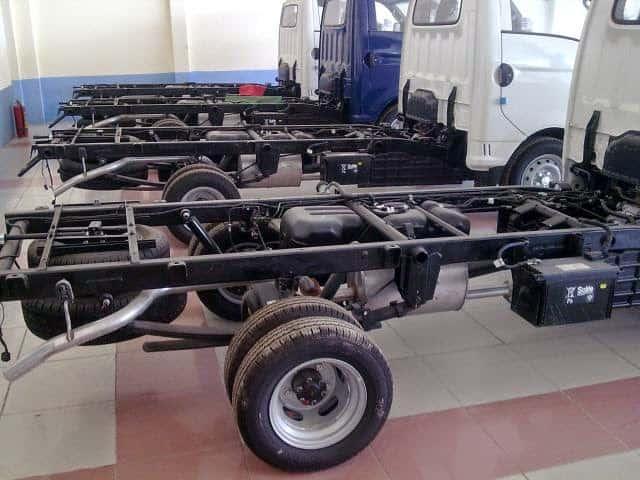 Xe tải Hyundai 1,25 Tấn Porter H100 6