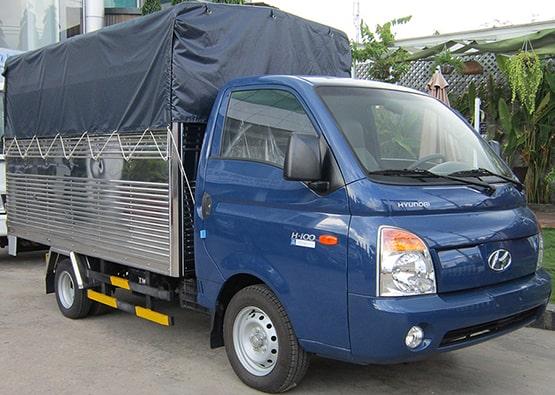 Xe tải Hyundai 1,25 Tấn Porter H100 8