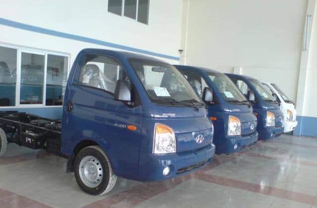 Xe tải Hyundai 1,25 Tấn Porter H100 5