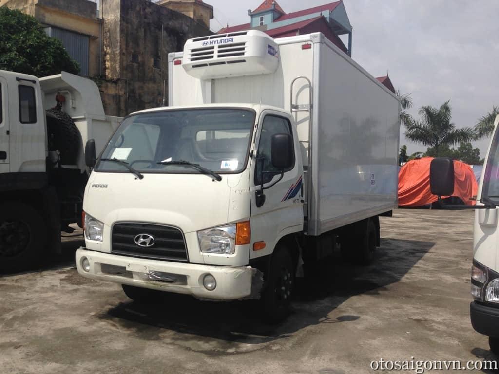 Xe tải hyundai 3,5 tấn hd72 thùng đông lạnh 23