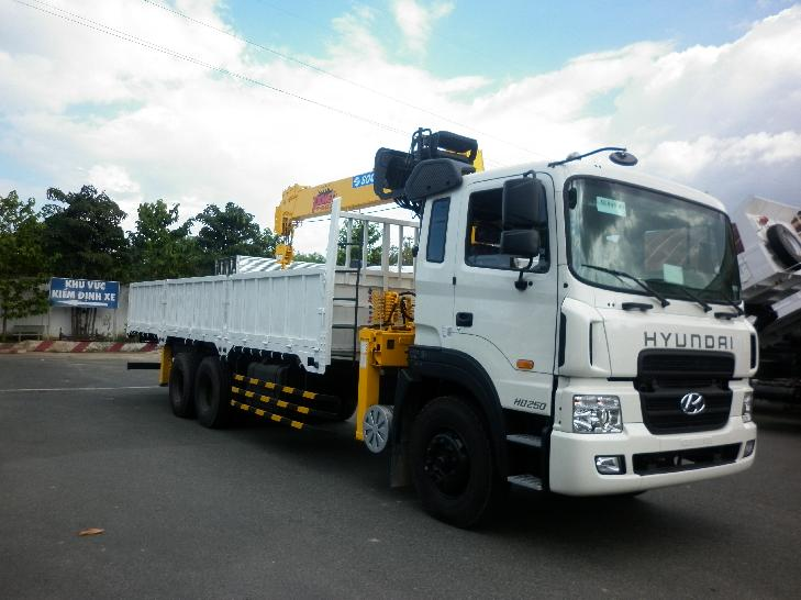 Xe tải hyundai 14 tấn hd250 14