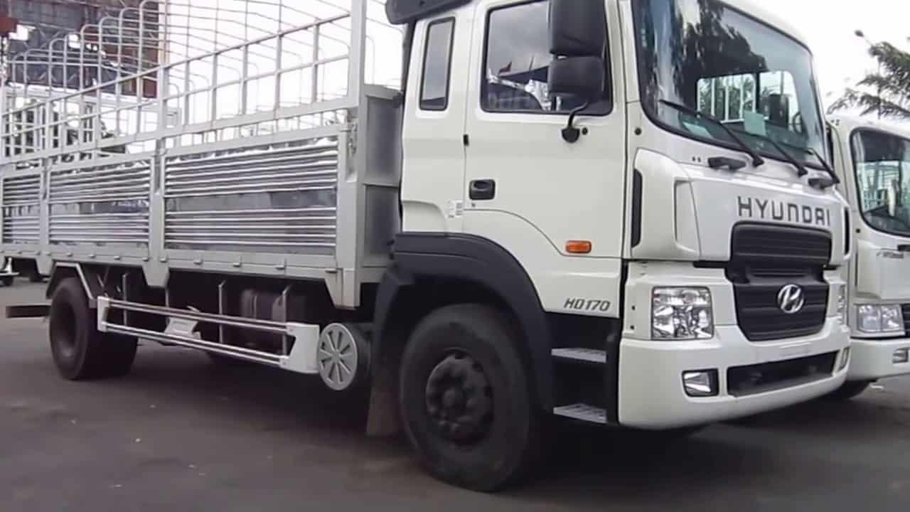 Xe tải hyundai 8 tấn 5 Hd170 8