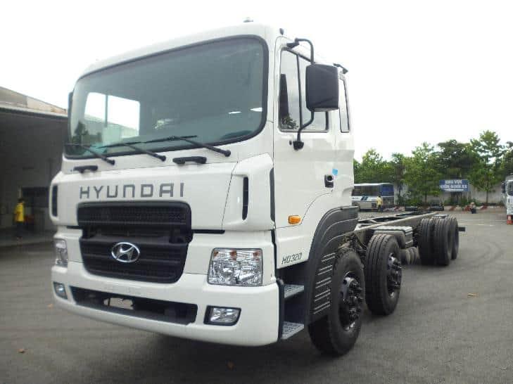 Xe tải hyundai 19 tấn hd320 6