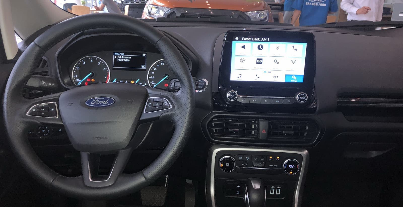 Xe Ford EcoSport 1.5L Trend AT 4