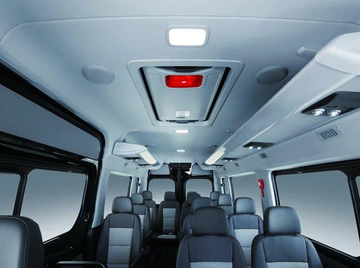 Xe 16 chỗ Hyundai H350 12