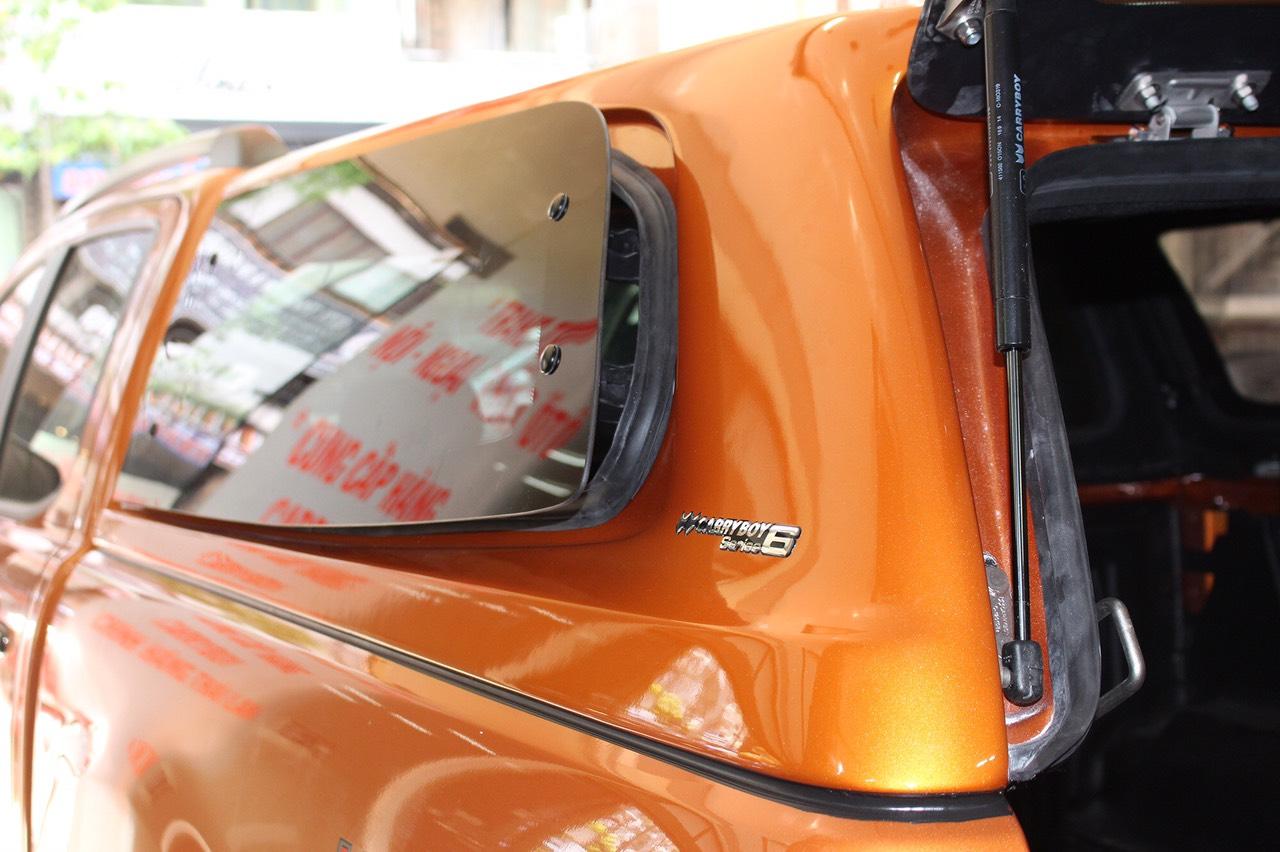 Phụ kiện Nắp thùng Ford Ranger nhập khẩu thái lan chính hãng 35