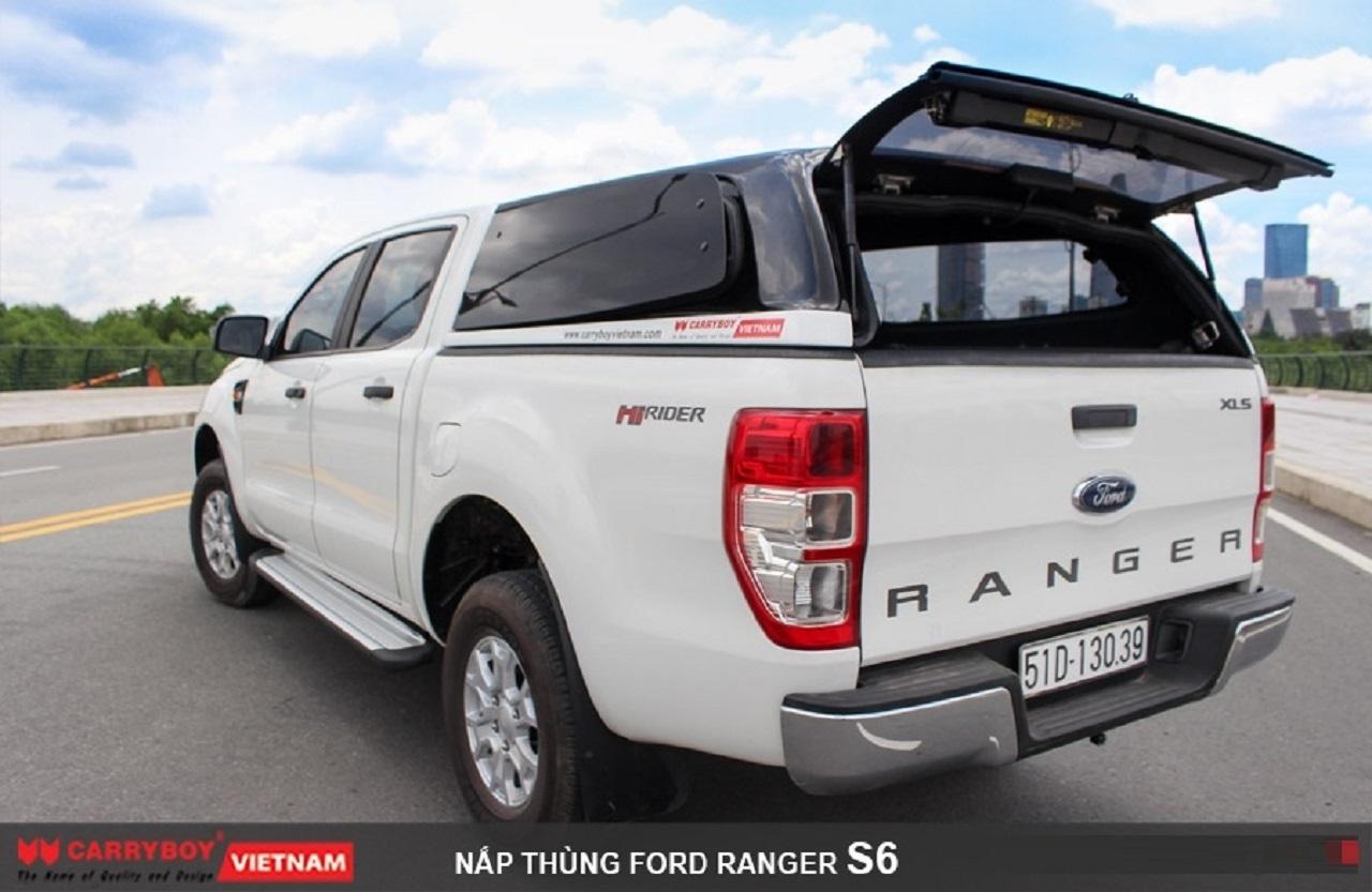 Phụ kiện Nắp thùng Ford Ranger nhập khẩu thái lan chính hãng 37