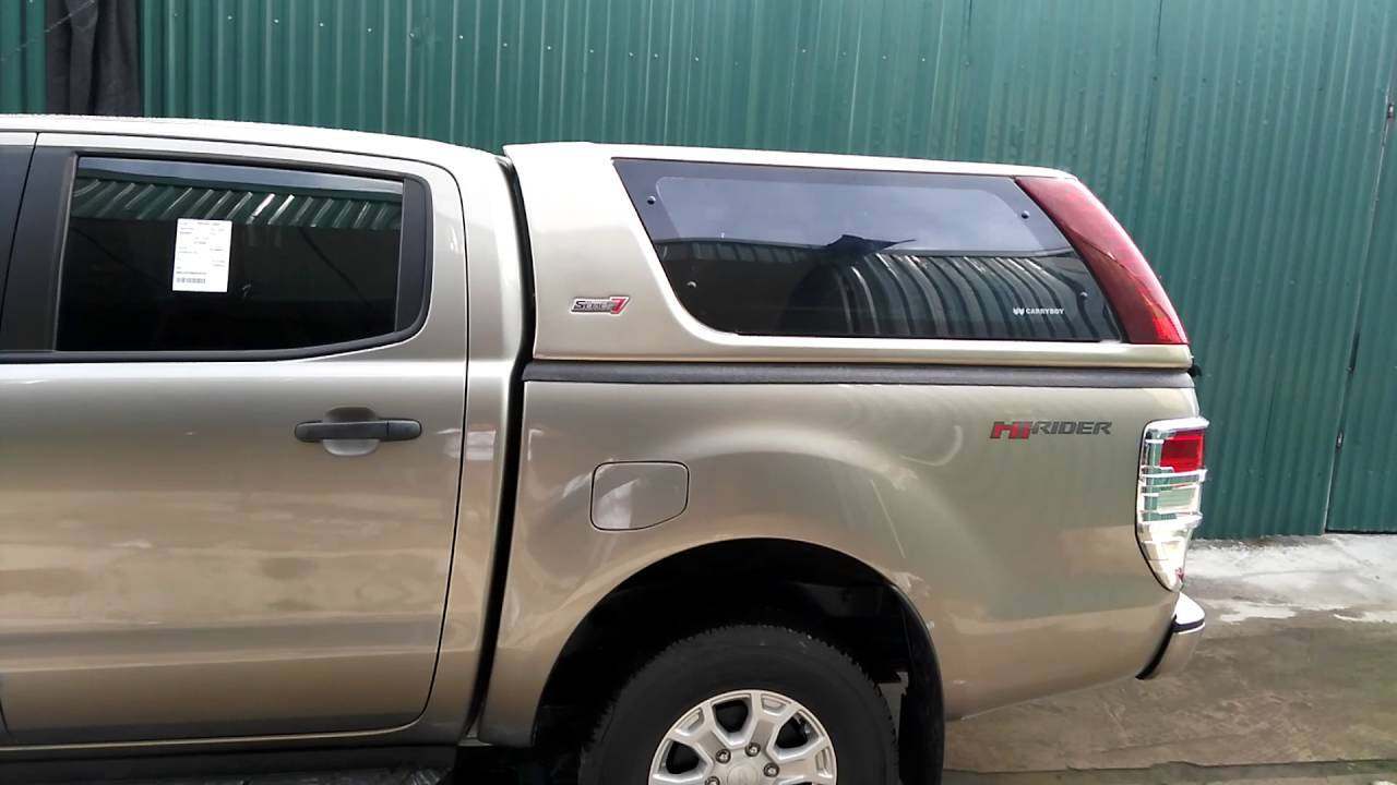 Phụ kiện Nắp thùng Ford Ranger nhập khẩu thái lan chính hãng 38