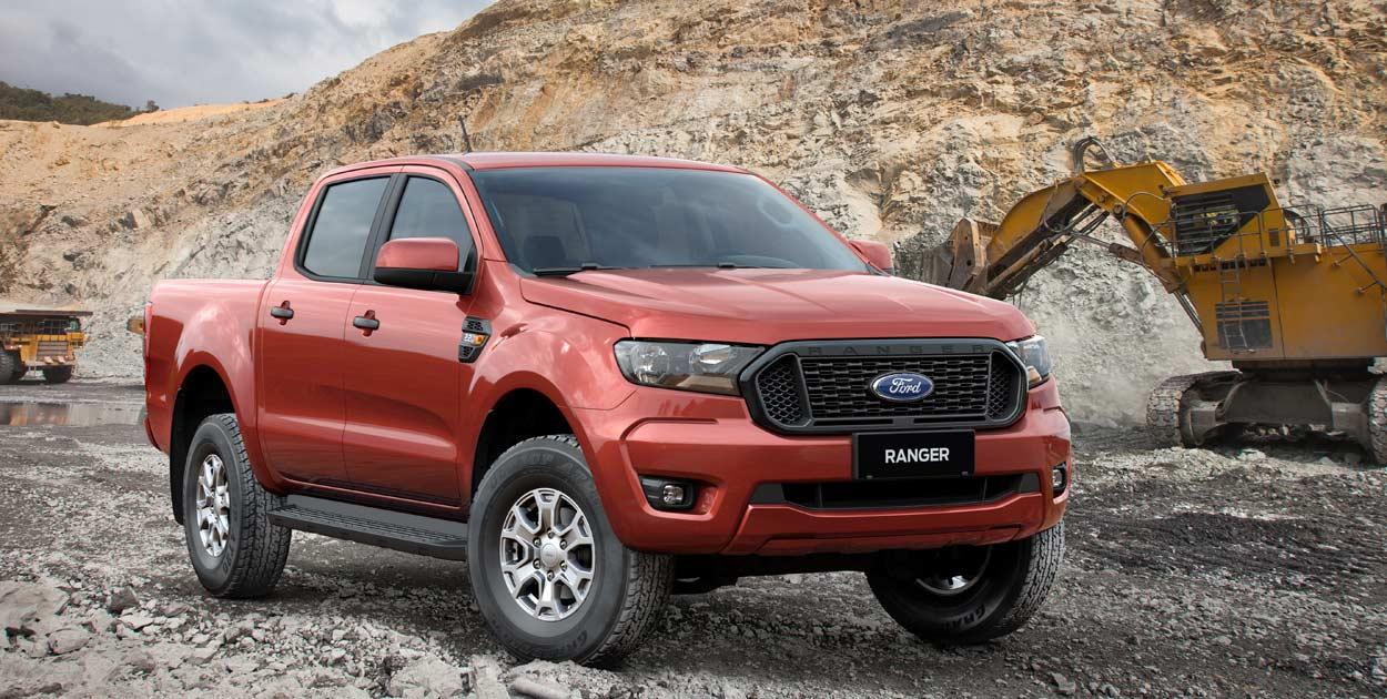 Ford Ranger XLS 2.2L 4x2 AT 6