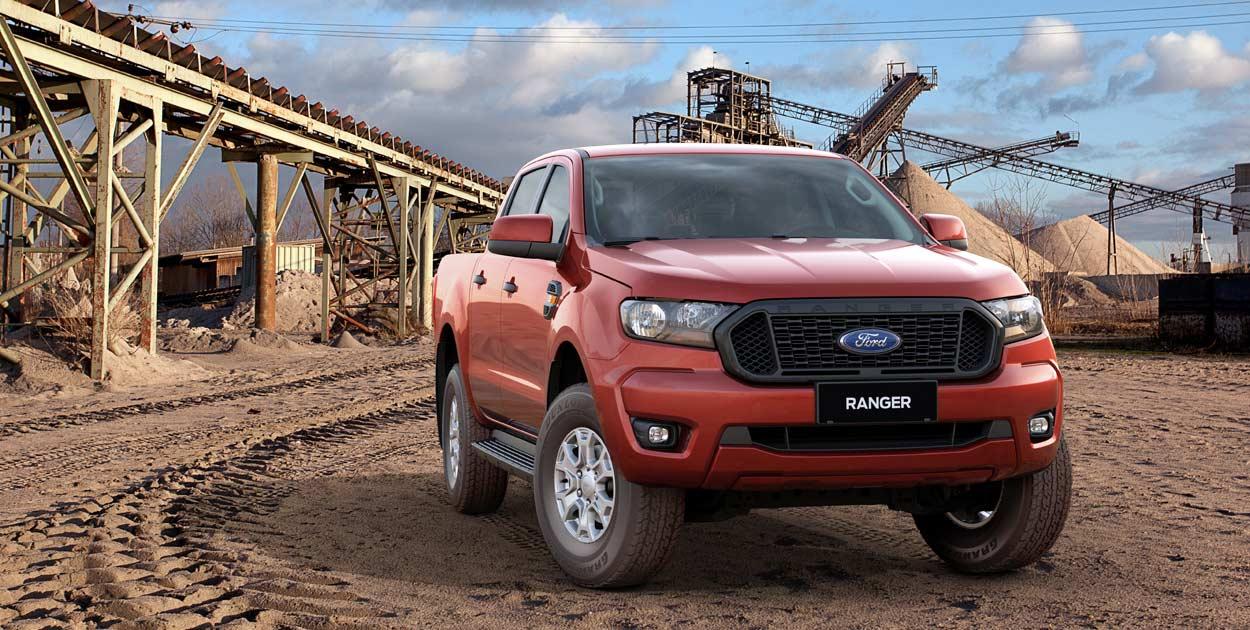 Ford Ranger XLS 2.2L 4x2 AT 5