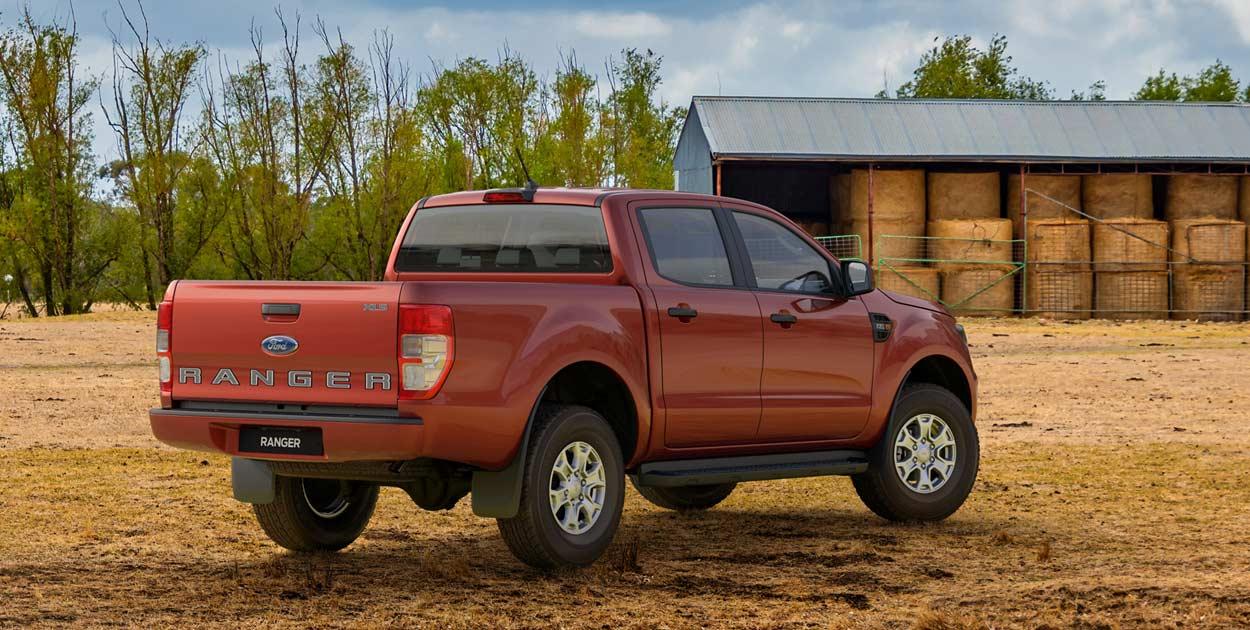 Ford Ranger XLS 2.2L 4x2 AT 4