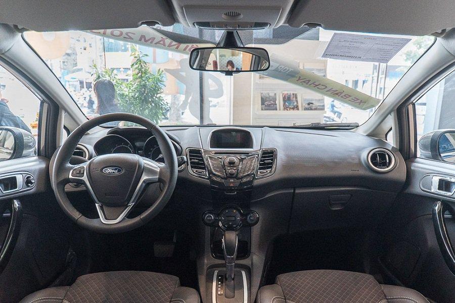 Xe Ford Fiesta 5 cửa 1.0L AT Sport Ecoboost 3
