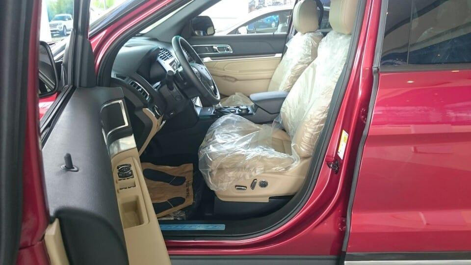 xe ford explorer 2017 2