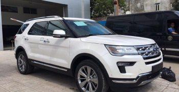 Giá ford explorer 2017 - Giá bán xe ford 7 chỗ SUV nhập khẩu chính hãng tại việt nam 3