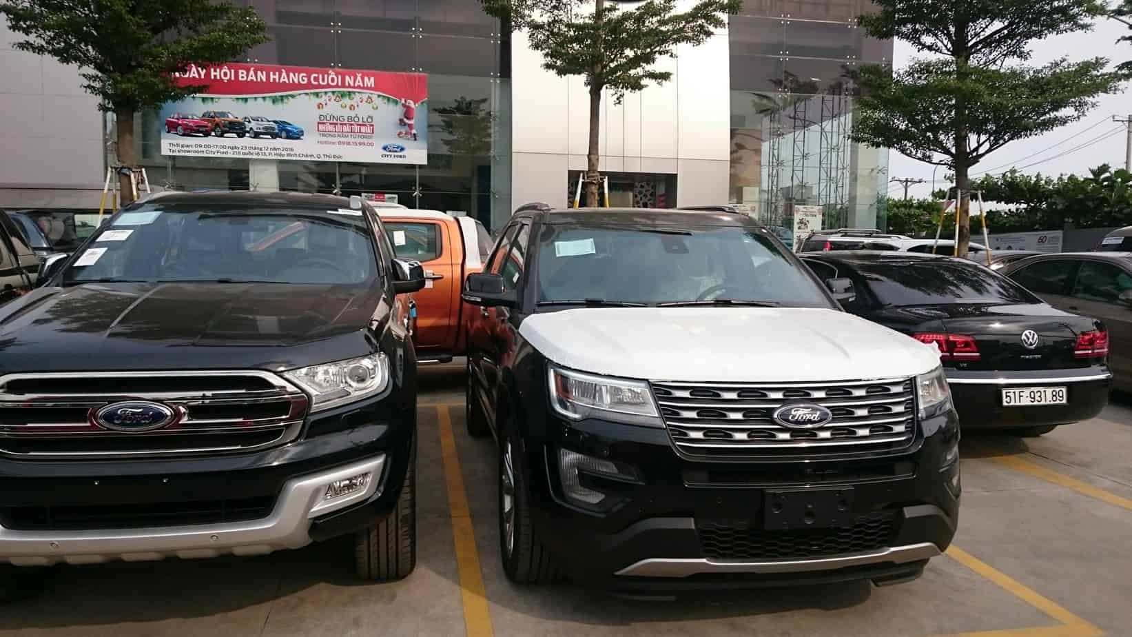 Ford Bình Phước Đại lý bán xe ô tô Ford uy tín tại tỉnh Bình Phước 15