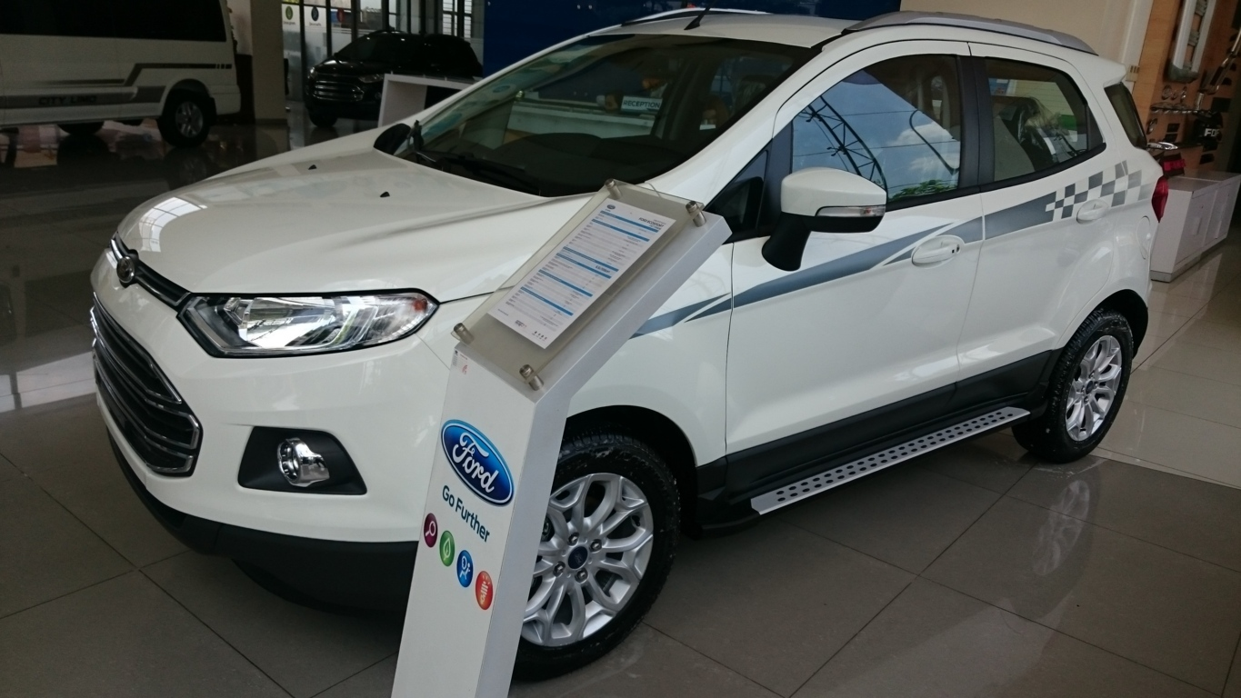 Xe Ford Ecosport 2017 8