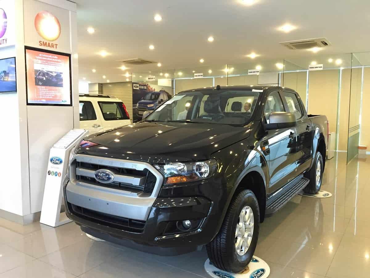 xe ford ranger xls 1 cau so tu dong 2019