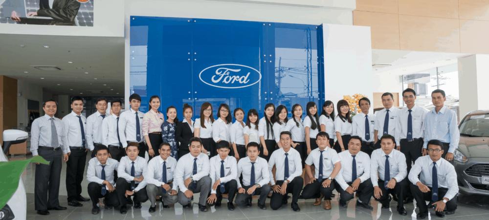 City Ford Bình Triệu - Đại lý xe ô tô Ford lớn nhất TP hồ chí minh 22