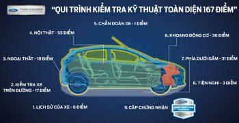 Dịch vụ sửa chữa bảo dưỡng xe ford đúng quy trình 9