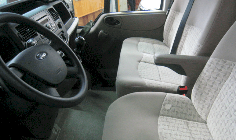 xe ford transit 15