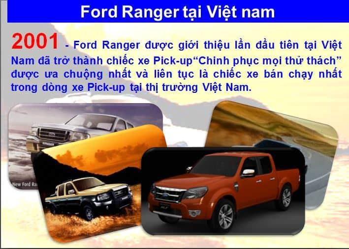 xe ford ranger 2016 - 1