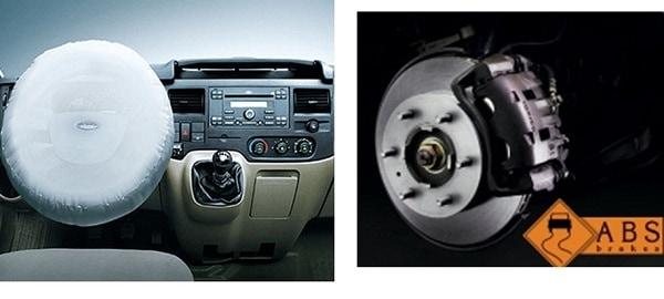 Xe Ford 16 chỗ Transit Luxury 19