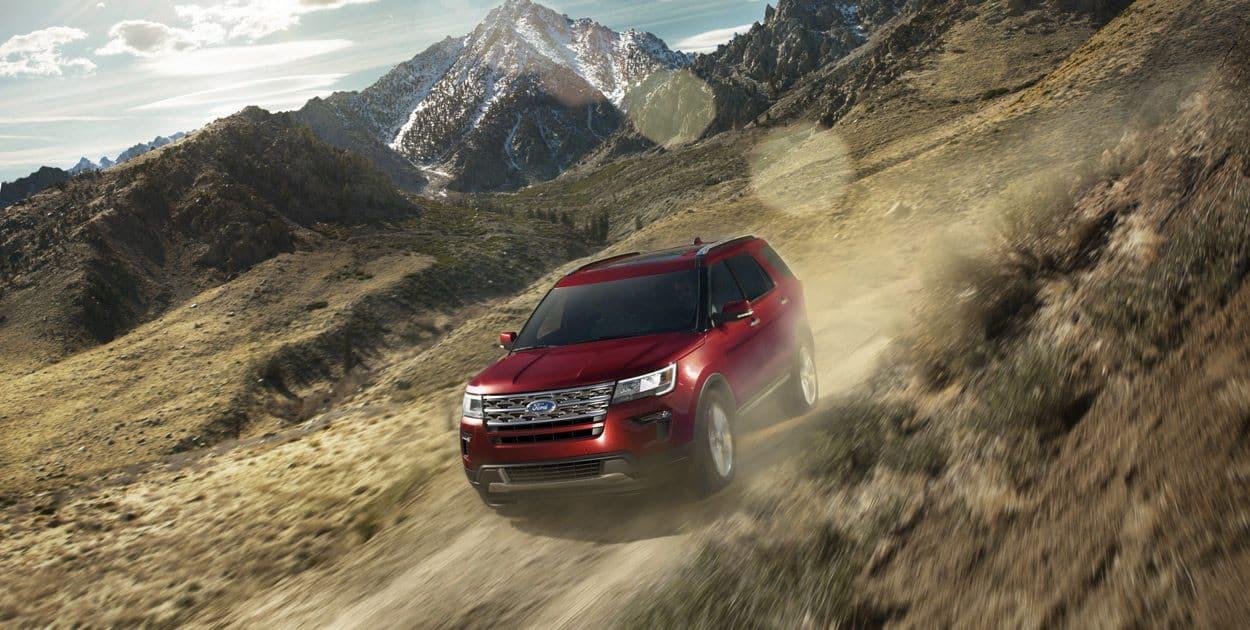 xe ford explorer 2019 5 1