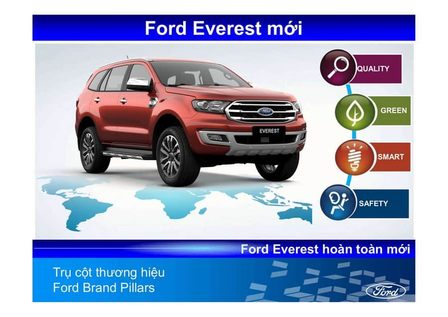 Xe Ford Everest 2019 mới 69