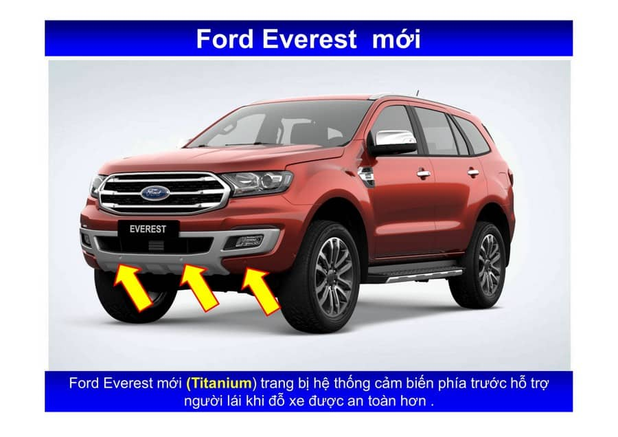 Xe Ford Everest 2019 mới 74