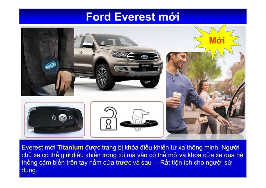 Xe Ford Everest 2019 mới 91