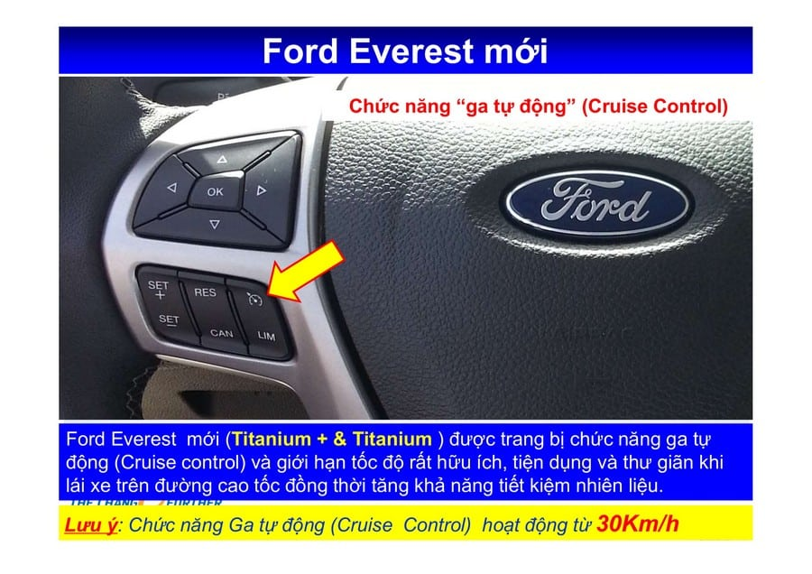 Xe Ford Everest 2019 mới 99