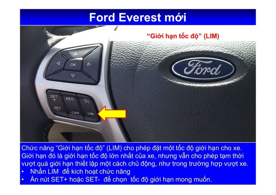 Xe Ford Everest 2019 mới 100