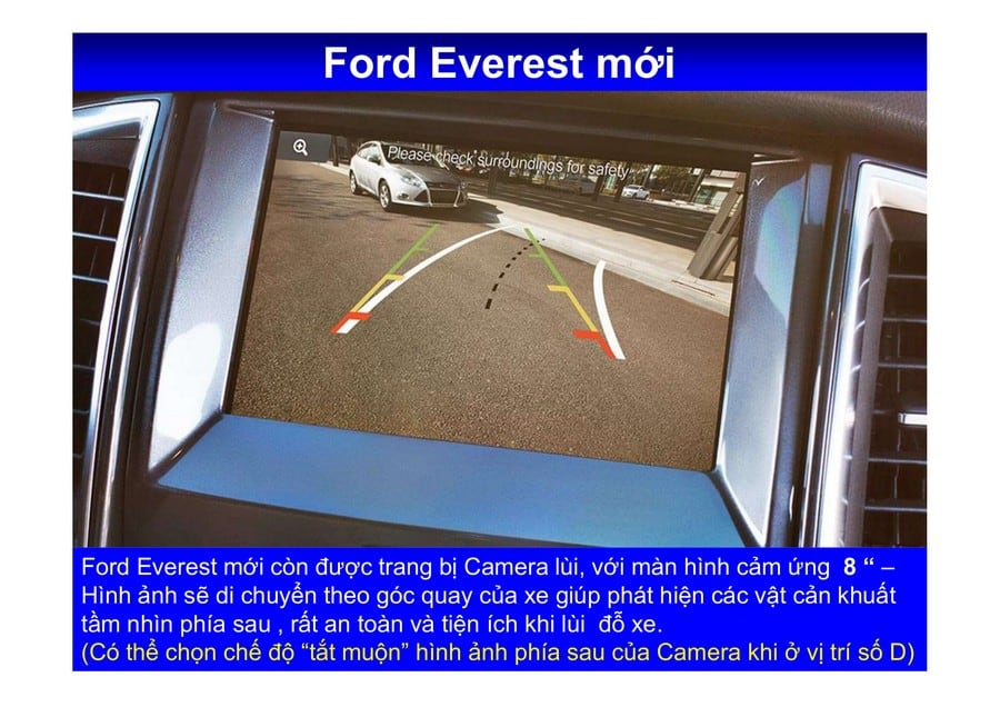 Xe Ford Everest 2019 mới 121