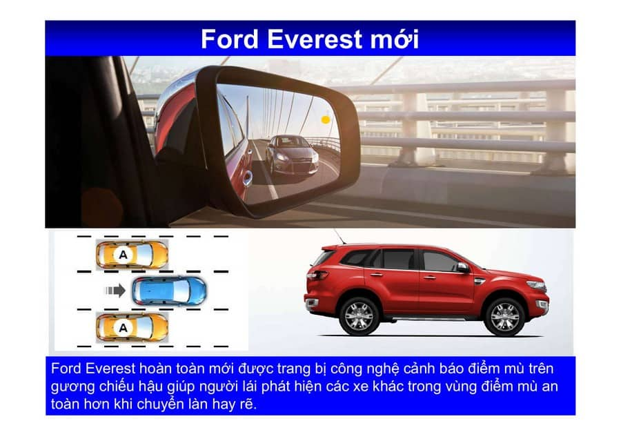 Xe Ford Everest 2019 mới 122