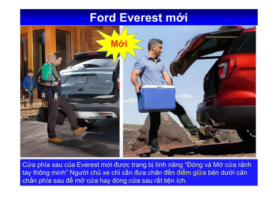 Xe Ford Everest 2019 mới 127