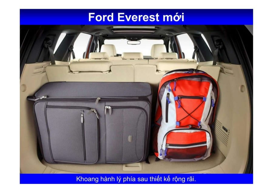Xe Ford Everest 2019 mới 129