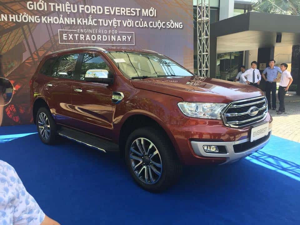 xe ford everest 2019 moi