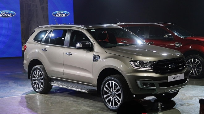 Xe Ford Everest 2019 mới 161