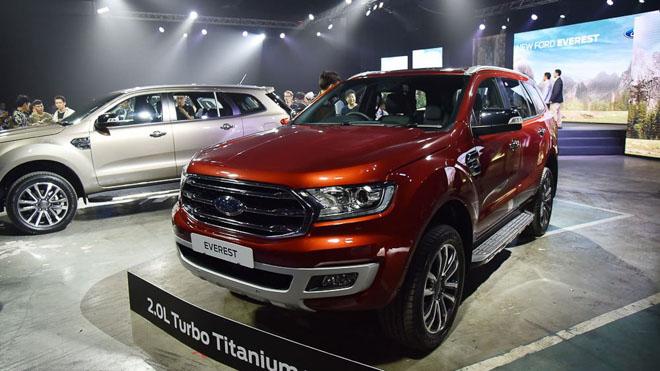 xe ford everest 20l turbo titanium 2019