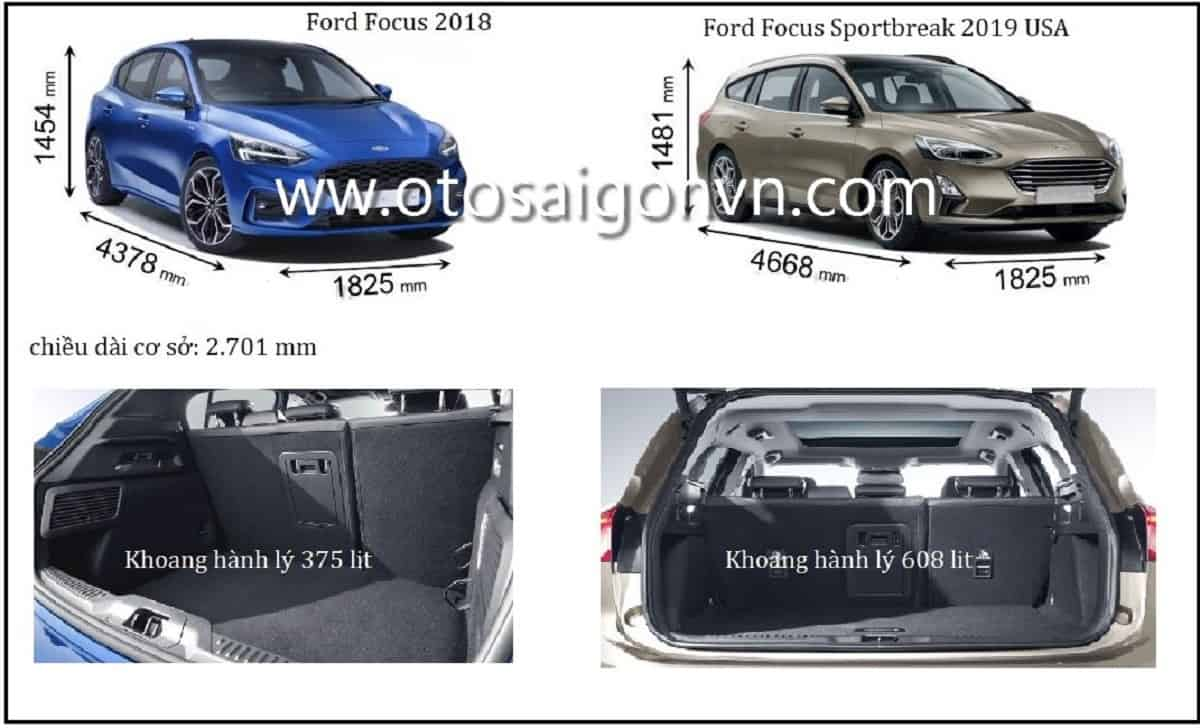 Xe Ford Focus 2019 mới 6