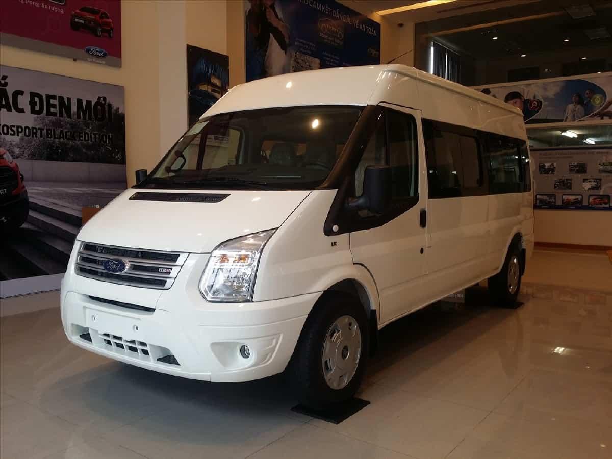 Xe Ford Transit 2019 21