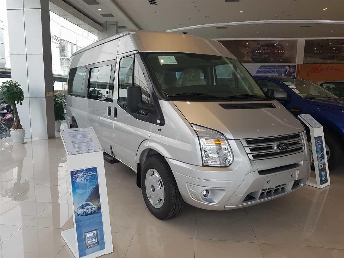 ford transit mid tieu chuan mau bac