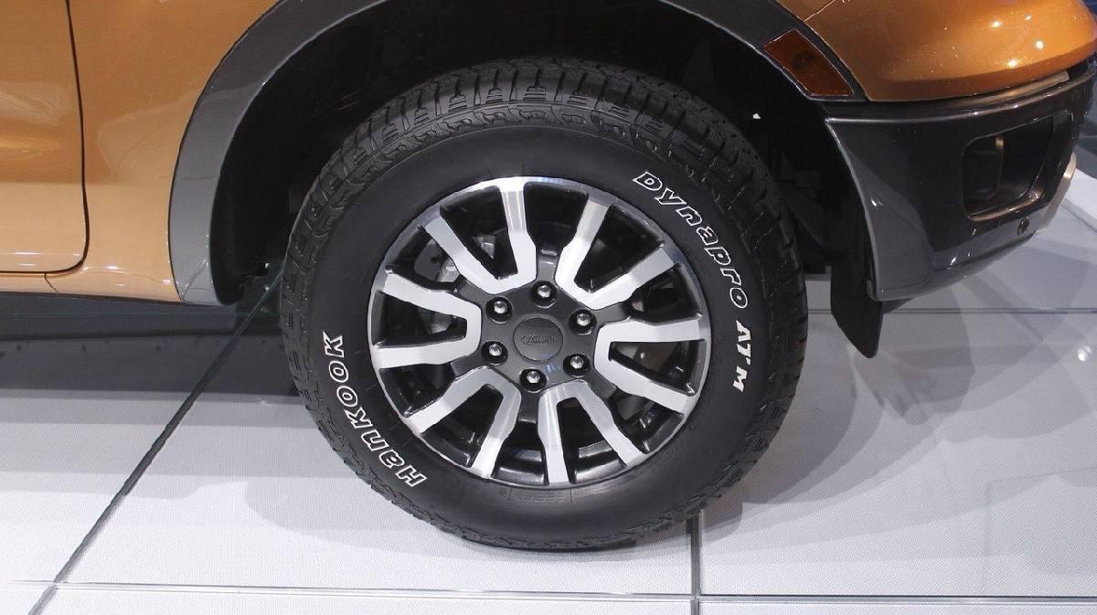 Xe Ford Ranger Wildtrak 2.0L 4x4 AT 13
