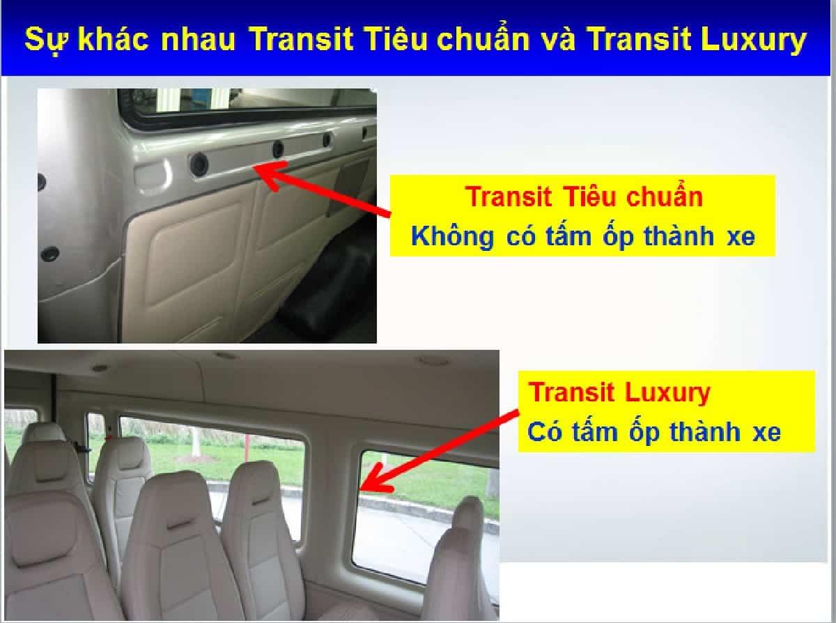 Xe Ford Transit 2019 18