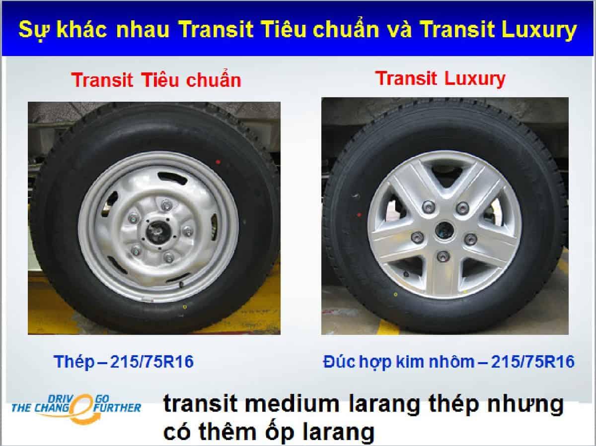 Xe Ford Transit 2019 11