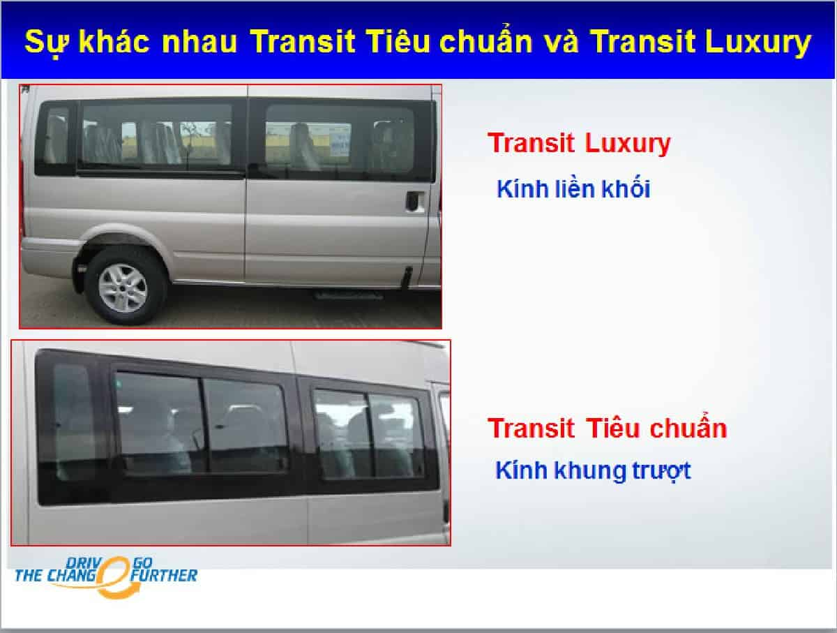 Xe Ford Transit 2019 16