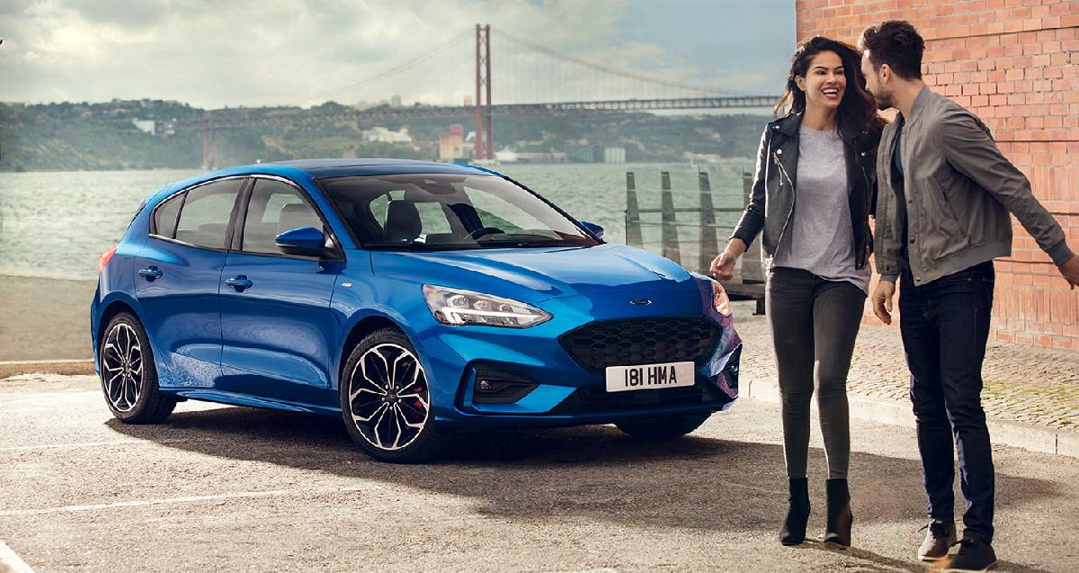 Xe Ford Focus 2019 mới 1