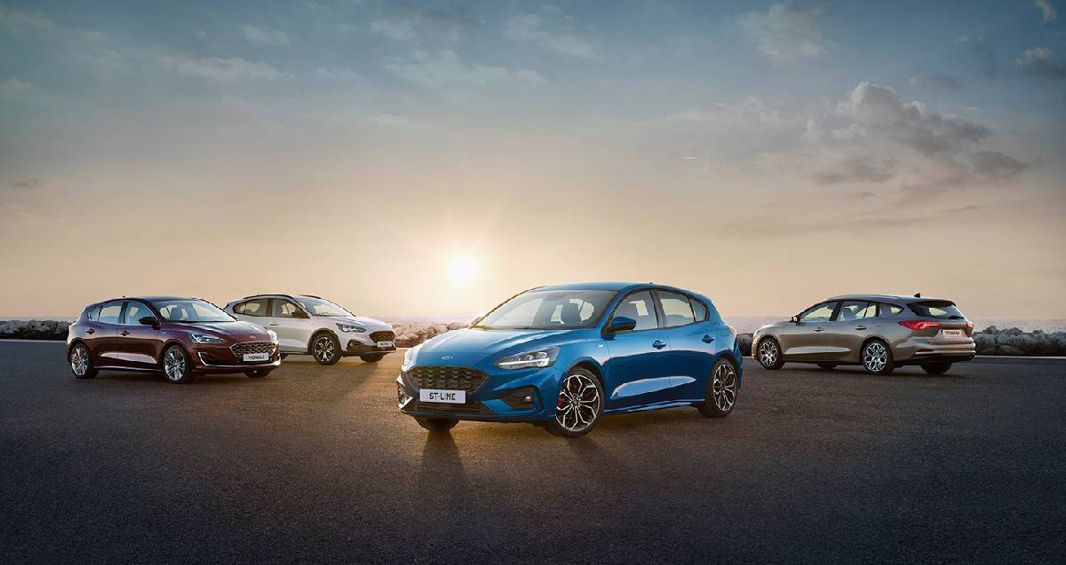 Xe Ford Focus 2019 mới 3