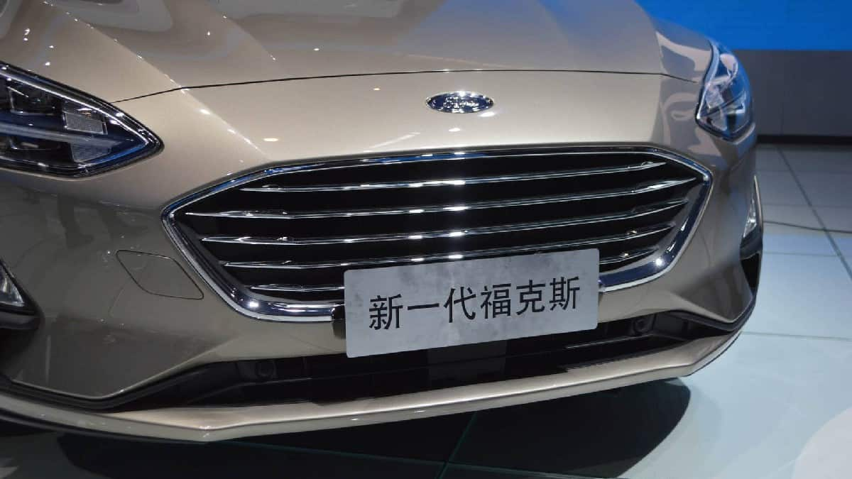 Xe Ford Focus 2019 mới 8